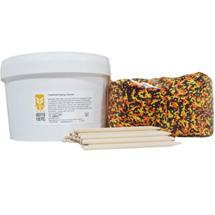 Caramel Apple Kit with Fall Sprinkles
